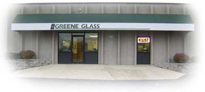 Greene Glass LLC store front